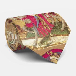 Antique Tarots /German Court Cards/King of Ducks Tie