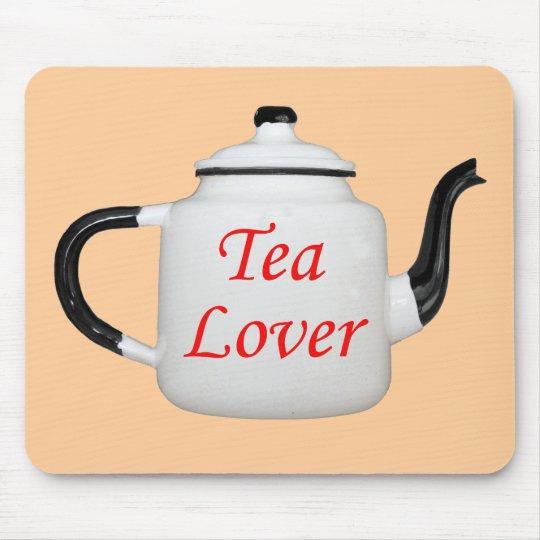 Antique Teapot Mouse Pad