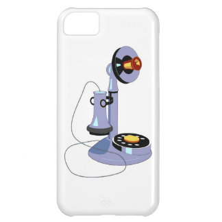 Antique Telephone Cover For iPhone 5C