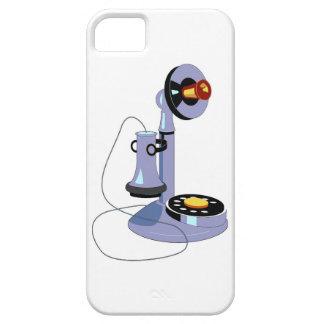 Antique Telephone iPhone SE/5/5s Case