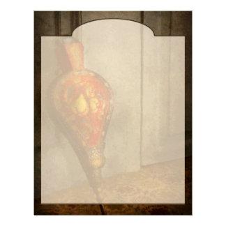Antique - The bellows Letterhead