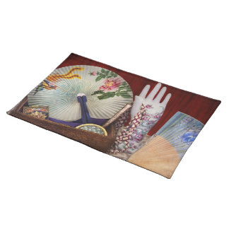 Antique - The finer things in life Placemat