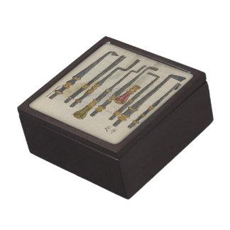 Antique Tools Keepsake Box