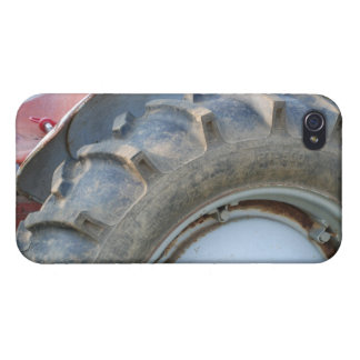 antique tractor cover for iPhone 4