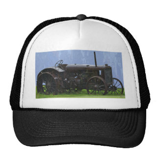Antique Tractor Farmer Hat Series