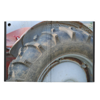 antique tractor iPad air cover