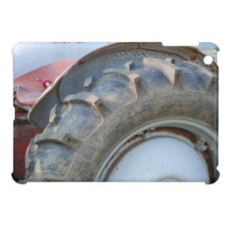 antique tractor iPad mini cover