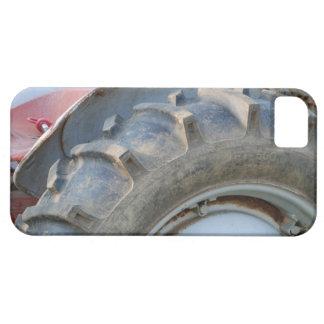 antique tractor iPhone SE/5/5s case