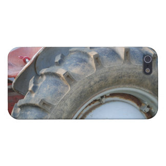 antique tractor iPhone SE/5/5s cover