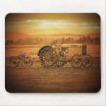 Antique Tractor Mouse Mats