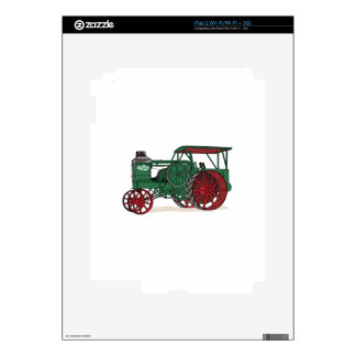 Antique Tractor Skins For iPad 2