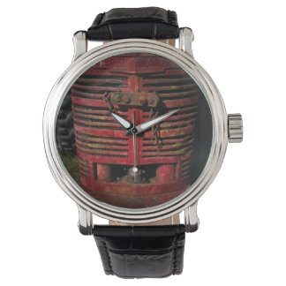 Antique Tractor Watch