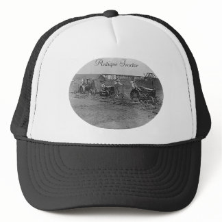 Antique TractorS Trucker Hat