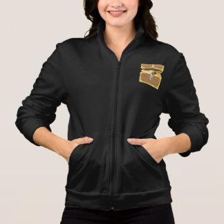 Antique Treasure Chest Womens Jacket