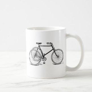 Antique Tricycle Mug