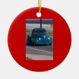 Antique truck Christmas Ornaments