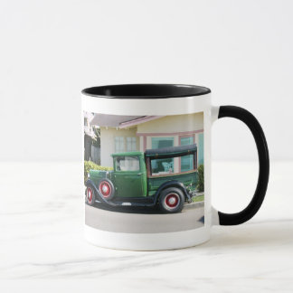 Antique truck, Happy Fathers Day! To A Dad Who's.. Mug