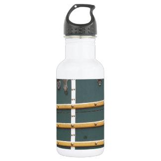 Antique Trunk Water Bottle