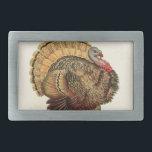 "Antique Turkey illustration Thanksgiving Belt Buckle<br><div class=""desc"">Antique Turkey Illustration for Thanksgiving ocassion</div>"