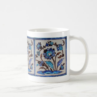 Antique Turkish Tile Mug