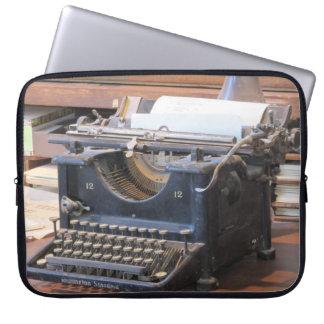 Antique Typewriter Laptop Case Laptop Computer Sleeve