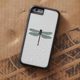 antique typographic vintage dragonfly tough xtreme iPhone 6 case