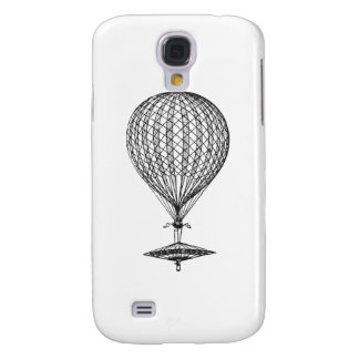 Antique UFO Balloon 1 Galaxy S4 Covers