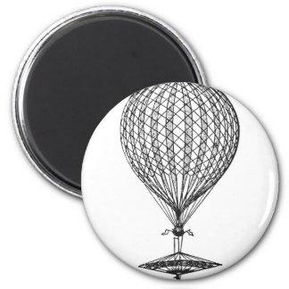 Antique UFO Balloon 1 Magnet