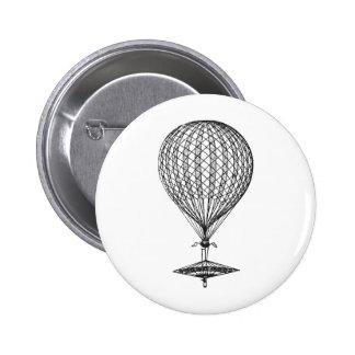 Antique UFO Balloon 1 Pin