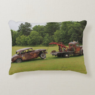 Antique Vehicles Summer 2016 Accent Pillow