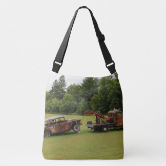 Antique Vehicles Summer 2016 Crossbody Bag