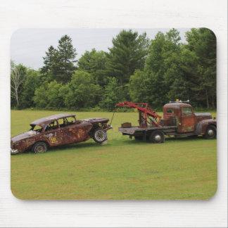 Antique Vehicles Summer 2016 Mouse Pad