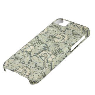 Antique Victorian William Morris Garden Flowers iPhone 5C Cases