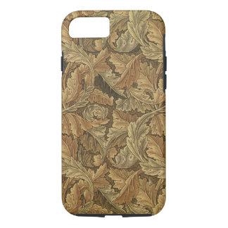 Antique Victorian William Morris Leaf Leaves iPhone 7 Case