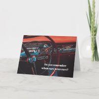 Clic Car Guy Cards Zazzle