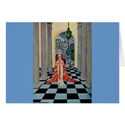 Antique Virginia Frances Sterrett Tanglewood Tales Cards