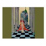 Antique Virginia Frances Sterrett Tanglewood Tales Post Cards