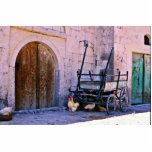 Antique Wagon, Goreme, Cappadocia Photo Cut Outs