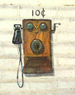 Old Telephone Art & Wall Décor   Zazzle
