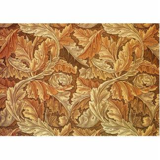 Antique Wallpaper Leaves - Acanthus Photo Cutout