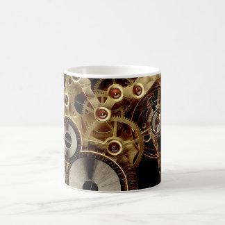 Antique Watch Mechanism Coffee Mug