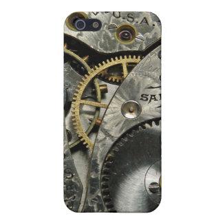 Antique Watch Works iPhone5 Case
