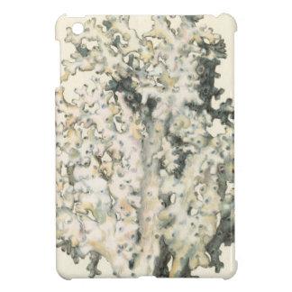 Antique Watercolor Coral Cover For The iPad Mini