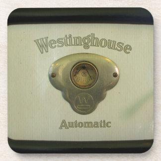 Antique Westinghouse Beverage Coaster