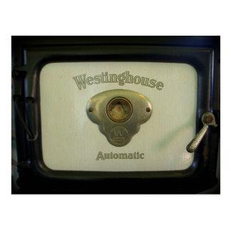 Antique Westinghouse Postcard