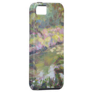 Antique Wildflower Painting iPhone 5/5S Case