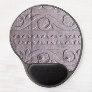 Antique Woodcarving Gel Mouse Pad