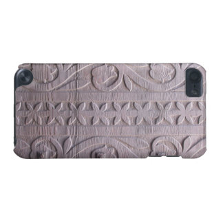 Antique Woodcarving Photo iPod Touch (5th Generation) Case