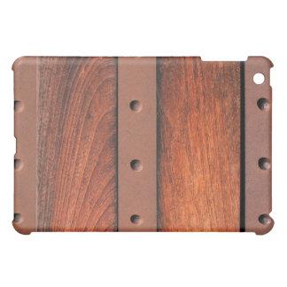 Antique Wooden Trunk iPad Case