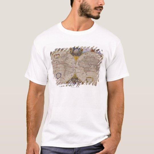 Antique World Map 2 T-Shirt